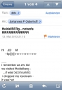 iPhone live: Mail from May 21 22:40:23