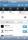 iPhone live: TweetDeck from May 31 21:44:12