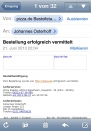 iPhone live: Mail from Jun 21 22:10:53
