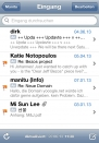iPhone live: Mail from Jun 22 11:39:06